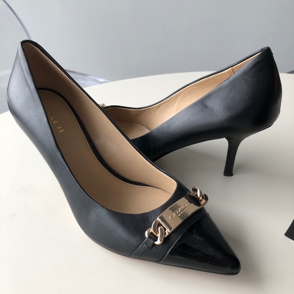 9702819849a Coach Shoes - COACH pumps (Size 7)